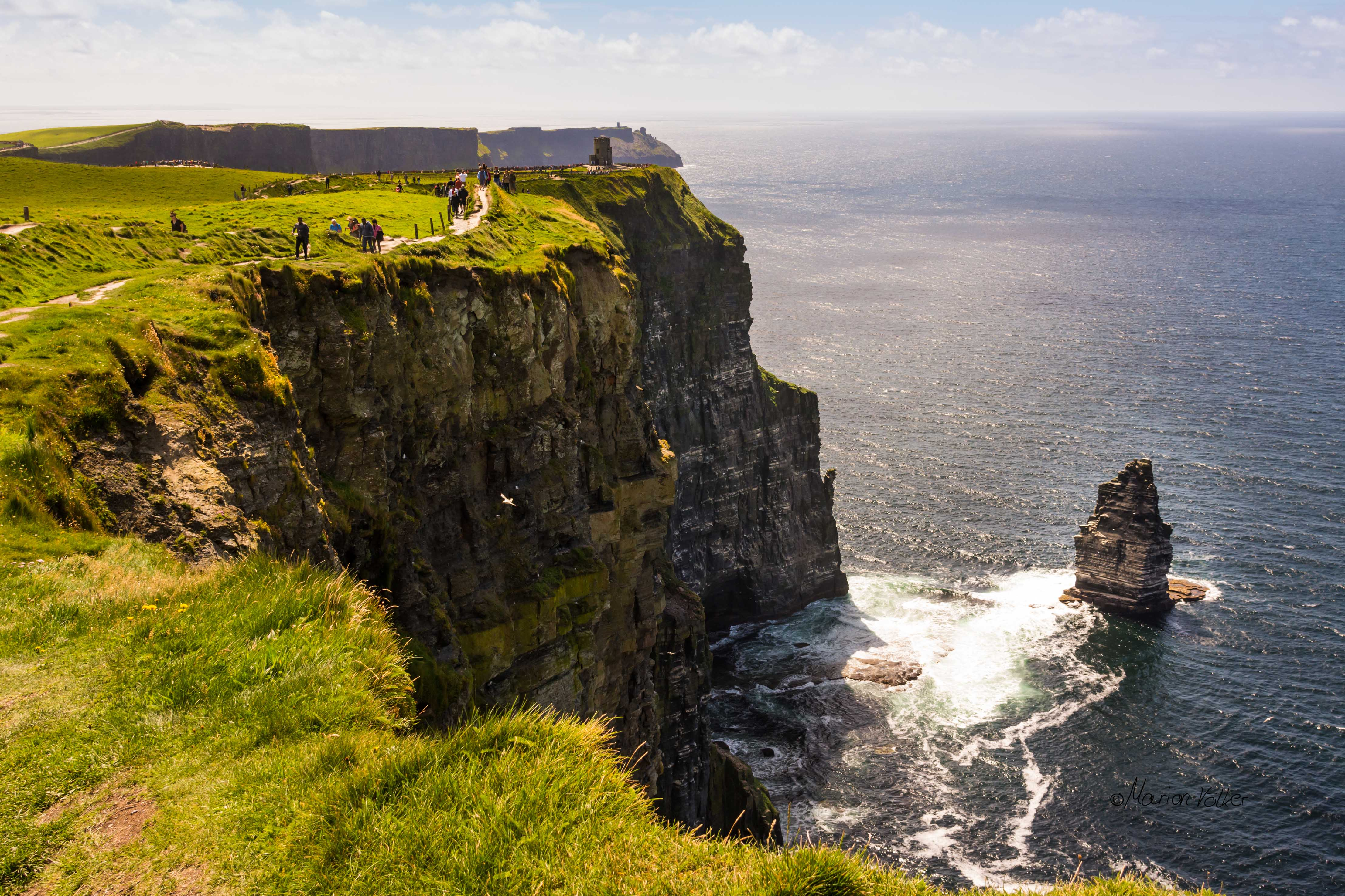 Cliffs of Moher - Entlang des Wild Atlantic Way