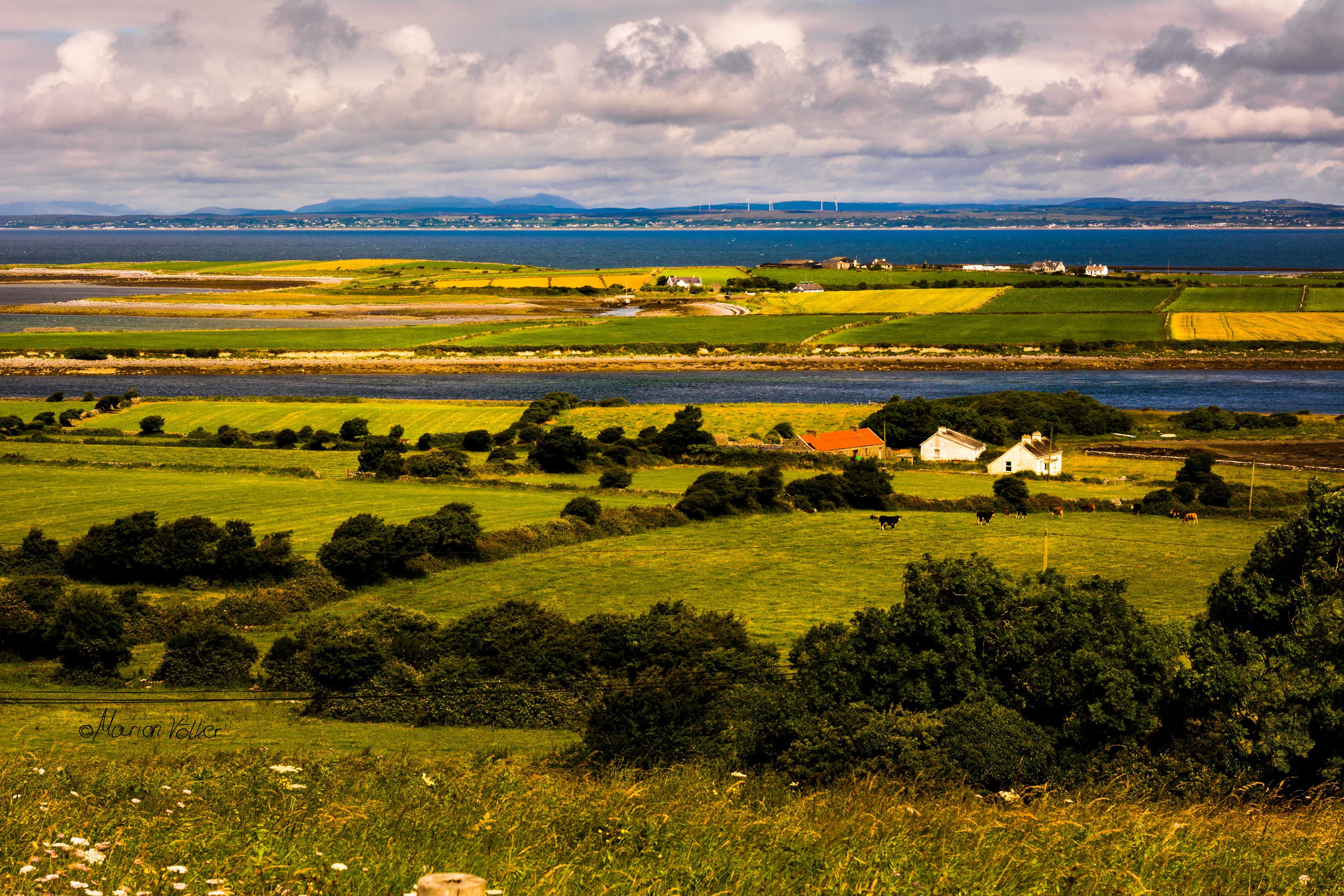 Der Wild Atlantic Way in Irland ist eine der schönsten Küstenstraßen Europas