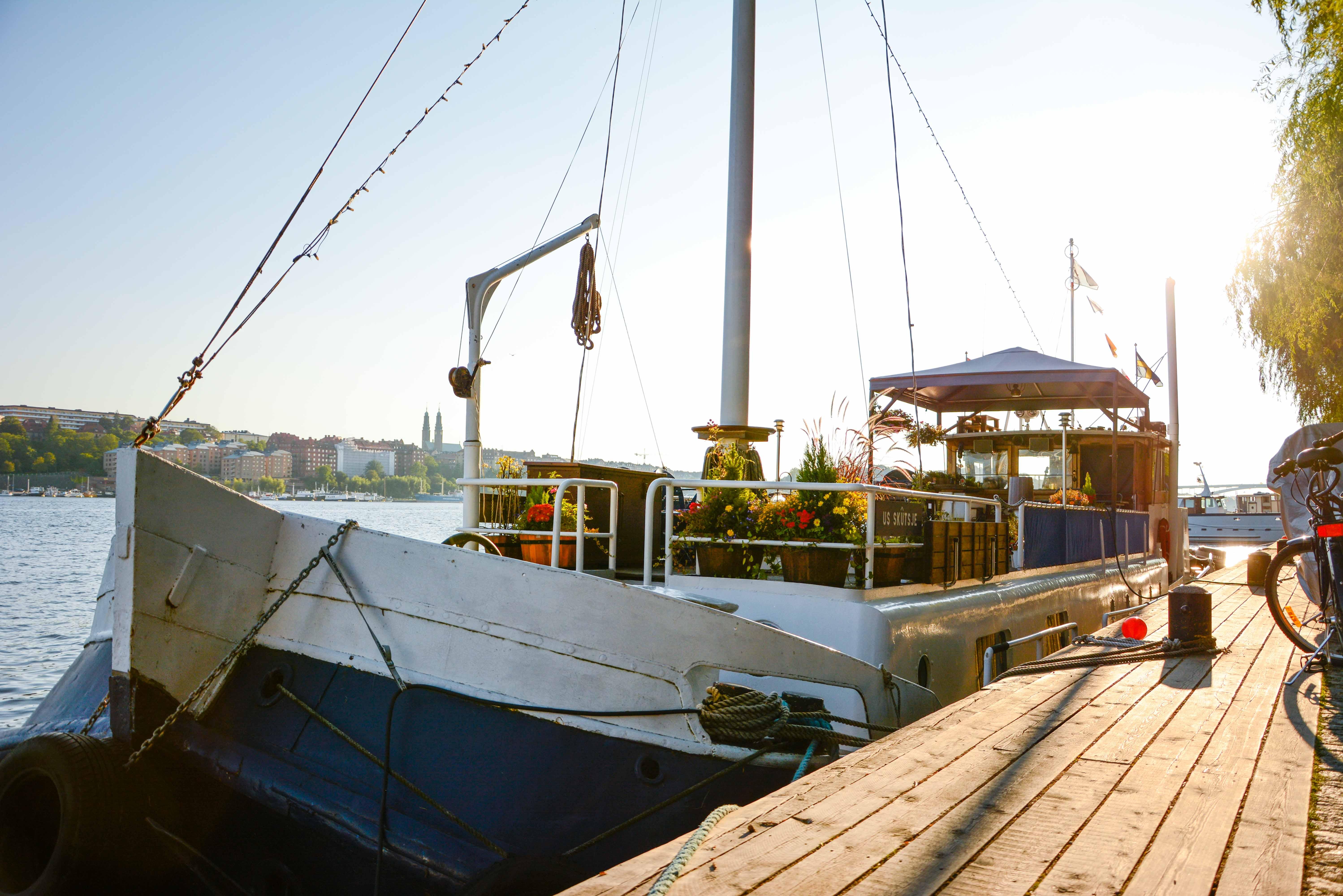 Stockholm - das Venedig des Nordens
