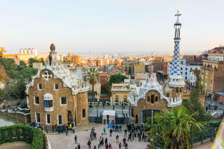 Der Parc Güell ist nicht nur für Fotografen eine Reise nach Barcelona wert
