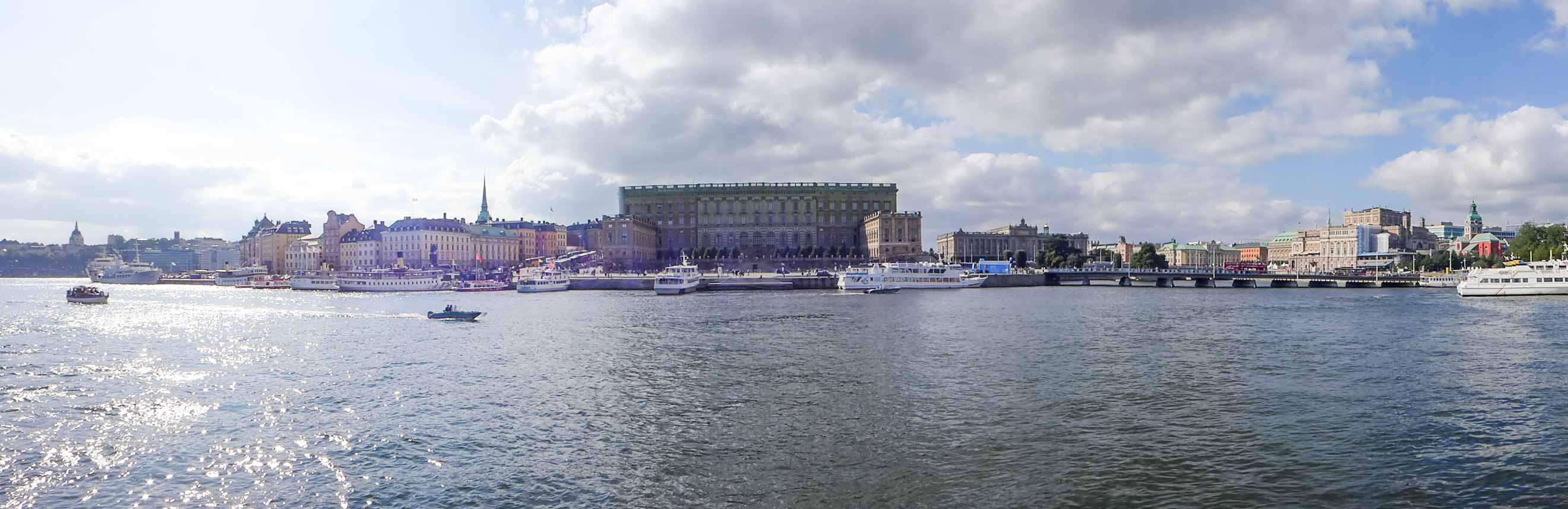 Das Stockholmer Stadtschloss
